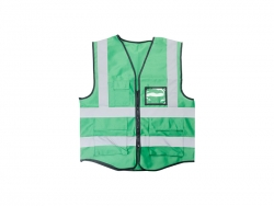 Swallowtail Reflective Vest (Green)