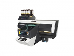 UV-LED Curable Flatbed Inkjet Printer