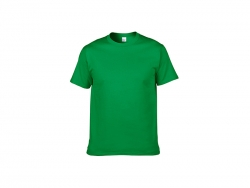 Cotton T-Shirt-Green
