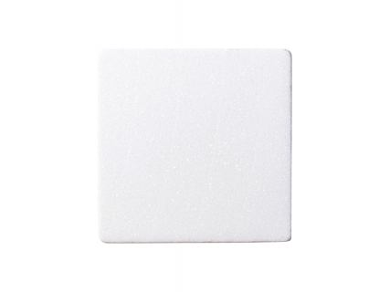 "10*10cm Marble Coaster with Cork (Square, 4""x4"")"