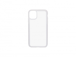 iPhone 11 Cover (Rubber, Clear)