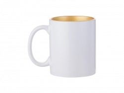 11oz Inner Sparkle Mug (Gold)