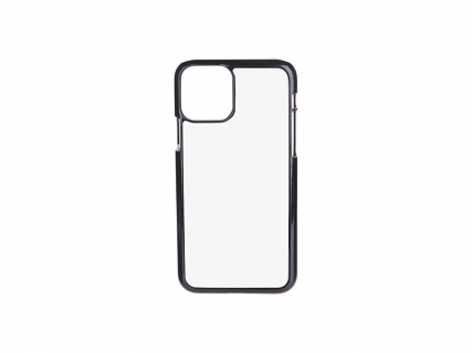 iPhone 11 Cover (Rubber, Black)