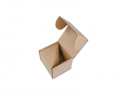 Double Hard Brown Paper Box for 15oz Mugs
