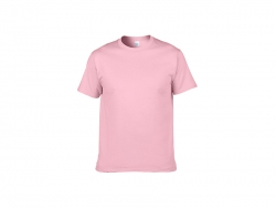Cotton T-Shirt-Light Pink